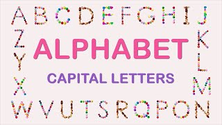 子供英語 アルファベットの発音 Alphabet: Capital Letters - Learn, Practice and Improve Your English Pronunciation