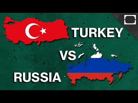 Why Do Russia And Turkey Hate Each Other?