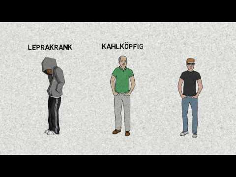 2. Kurzgeschichte: Der Leprakranke, der Kahlköpfige und der Blinde