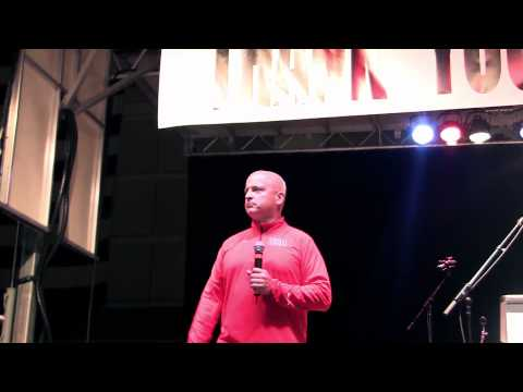 Robby Wells At Ron Paul Convention 2012