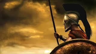 موسيقى تاريخية يونانية # محارب أسبارطة