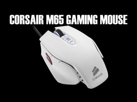Corsair M65 Gaming Mouse Review