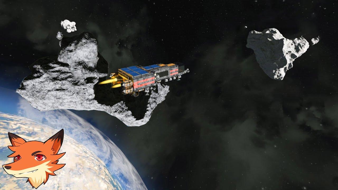 Space Engineer - Survie #13 - On mine dans l'espace!