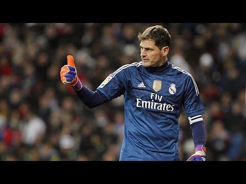 Iker Casillas - New Era - Best Saves - Real Madrid - 2014/15 HD