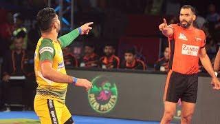 PRO Kabaddi 5, 9th September 2017: Patna Pirates vs U Mumba, U Mumba won by 51-41