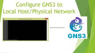 Connect GNS3 Router to Physical host or Internet or real network