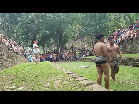 Mayan Ball Game Action