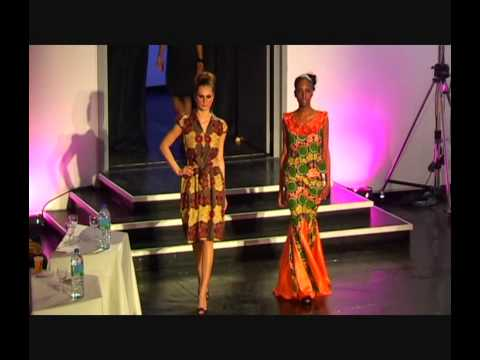 Sexy African Models in Designer Wear