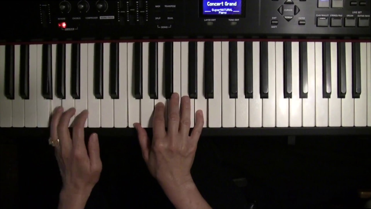 Roxy Piano Lessons - Learn To Play The Piano Online