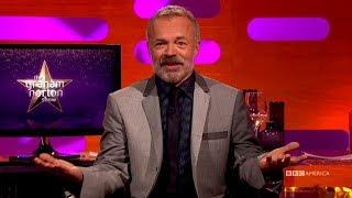 Graham is Back   The Graham Norton Show   Saturday, October 7 @ 10/9c on BBC America