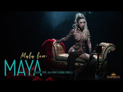 Maya Berović feat. Buba Corelli & Jala Brat - MALA LOMI (OFFICIAL VIDEO 2017)