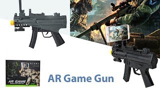 VR Автомат іграшка AR GAME NO.AR-800 Super electron Gun на телефоні Новинка 2018