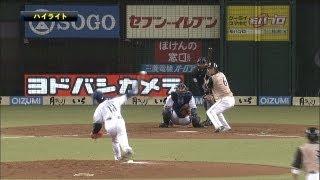初回に先制、その後も追加点を順調に奪った日本ハムは、7回に打者一巡の...