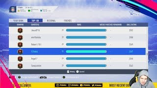 MY 29-1 TOP 100 FUT CHAMPIONS HIGHLIGHTS | FIFA 19 Ultimate Team