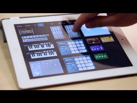 Tabletop: Making music on Apple's iPad with Paul Salva