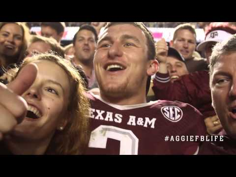 War Hymn: Johnny Manziel