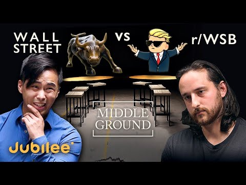 Wall Street vs WallStreetBets   Middle Ground