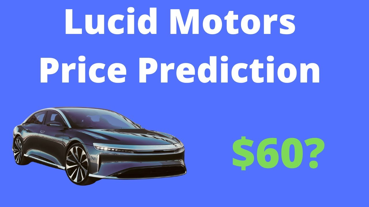 CCIV stock soars 30% on report its nearing deal with Lucid Motors