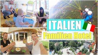 Letzter Urlaub vor der Geburt! 😍 | Leona fliegt Gleitschirm | Familien Hotel | 34 SSW | Isabeau