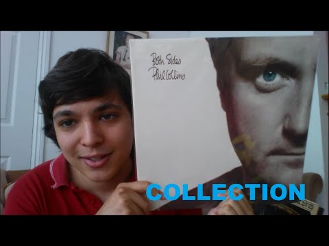 My Phil Collins Collection