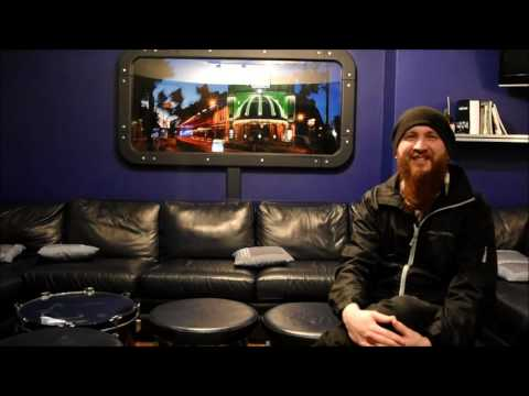 KILLSWITCH ENGAGE's Joel Stroetzel on Touring, Emotional Bond with Fans & Grammy Nominations (2016)