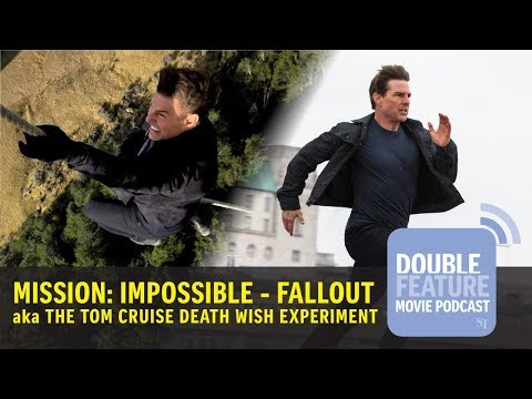 The Straits Times Double Feature Movie Podcast: Mission: Impossible - Fallout & Comic-Con trailers Mp3