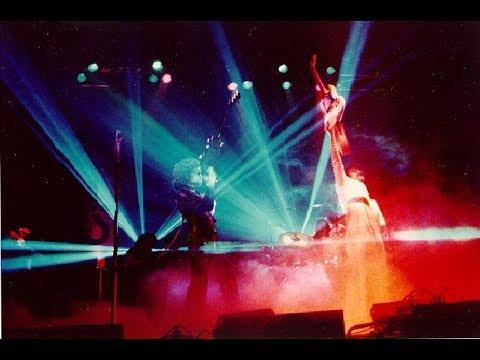 Blue Öyster Cult's Laser Show (1976-1978)