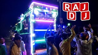 DJ Pickup Dancing Video || New LED DJ Sound || Raj DJ !! Raj D j Kanas !! RAJ DJ कानस