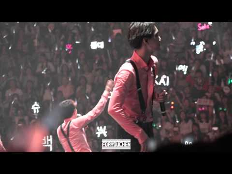 [CAM]150530 EXO PLANET #2-The EXO' luXion Shanghai-KAI