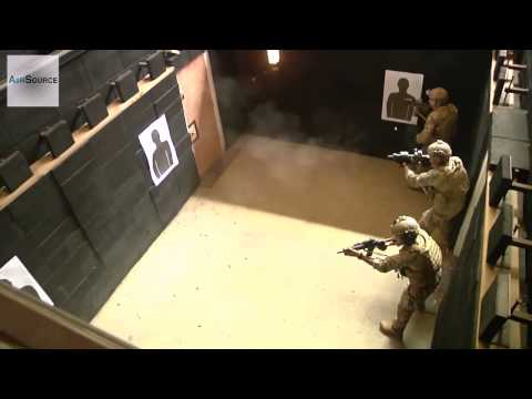 U.S. Army & Polish Special Forces - Kill House Exercise