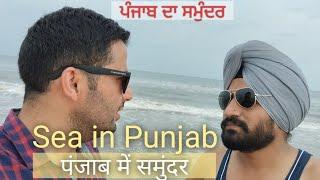 Sea in Punjab पंजाब का समंदर ਪੰਜਾਬ ਦਾ ਸਮੁੰਦਰ | thappad shorts Preet Rabab | funny meaningful clips
