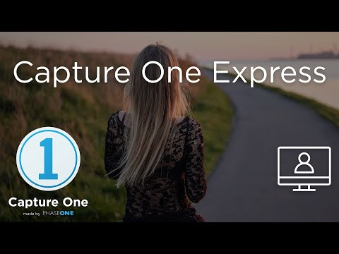 Capture One Express in 7 Minutes | Tutorial | Capture One 12 thumbnail