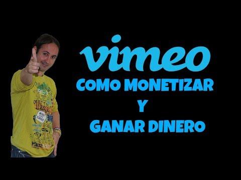 Cómo Monetizar y Ganar Dinero con Vimeo Guía Básica