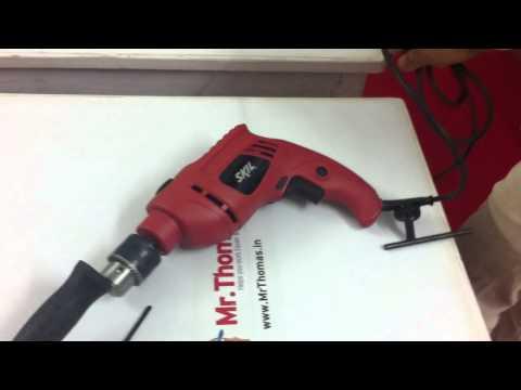 Skil 6513 JD Impact Drill Unboxing - MrThomas