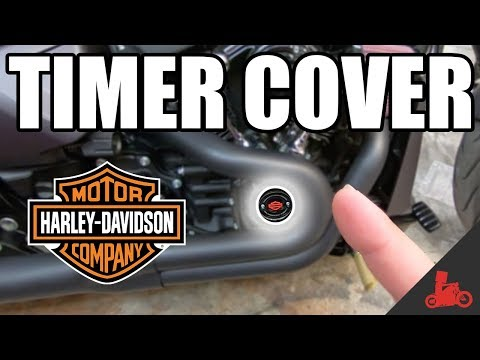 Harley-Davidson Timer Cover Replacement / Install - YouTube on harley shovelhead timing, subaru timing, harley ironhead timing,