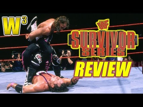 WWF Survivor Series 1997 Review | Wrestling With Wregret