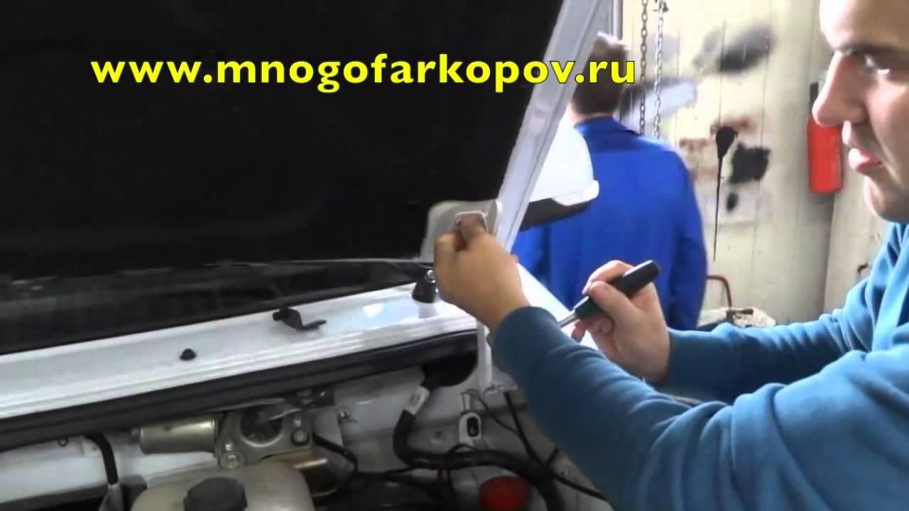 Как сделать, чтобы не оторвало амортизатор (УАЗ Патриот до 2012 г .
