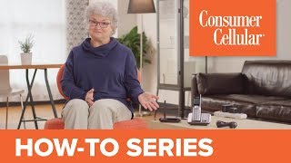 ZTE Wireless Home Phone Base: Overview & Tour 1 of 2 | Consumer Cellular