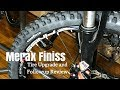Merax Finiss Mountain Bike Tire Upgrade and Followup Review