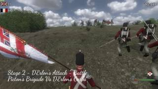 """""""The Battle of Waterloo"""" 