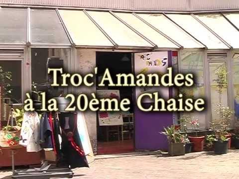 Troc'Amandes - La 20ème Chaise