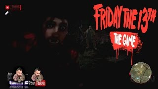 17 Minutes of Friday the 13th Counselor Gameplay - PRESENTED BY IGN First