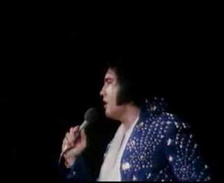 Elvis Presley - Release me (1972)