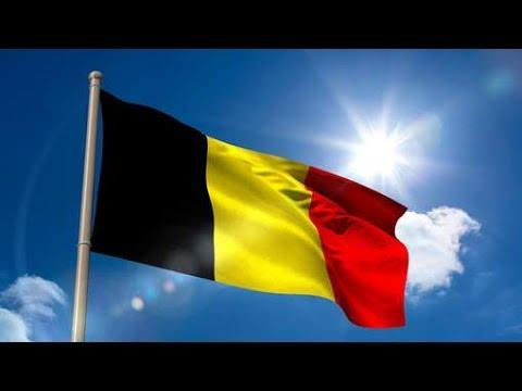 Belgische nationale feestdag - Militair Defilé van 21-07-2017