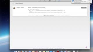 Mac OS X 10.9 - Java OS X 2013-004 1.0 Update