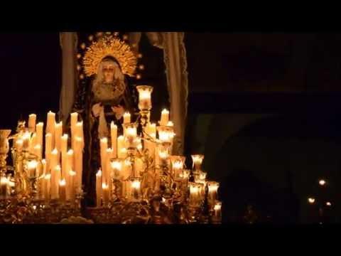 Entrada Hermandad de la Soledad de S. Lorenzo - Semana Santa de Sevilla 2015