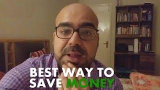 Best Way To Save Money | Junaid Akram