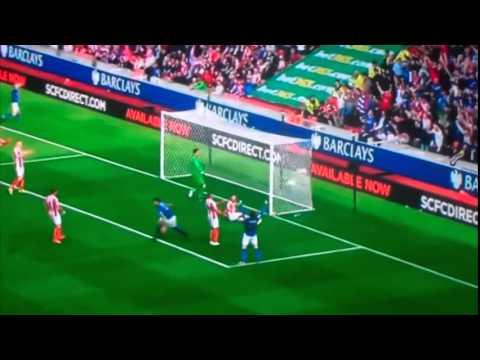 Leonardo Ulloa - All Goals - First half of the season 14/15