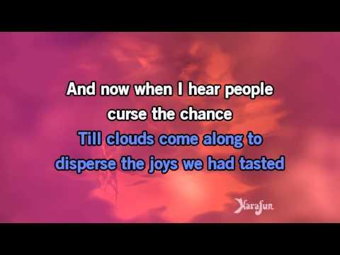 Karaoke, Begin The Beguine - 1930s Standards