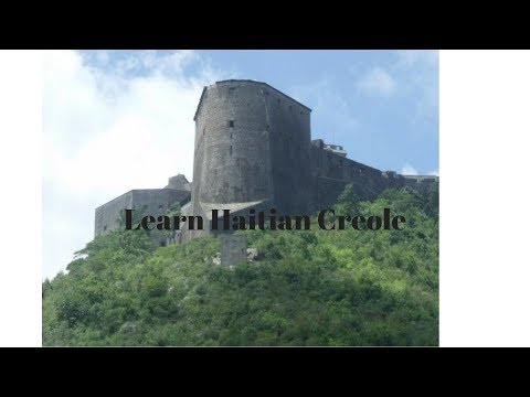 Haitian Creole _ Top Best Words and Phrases Video 4